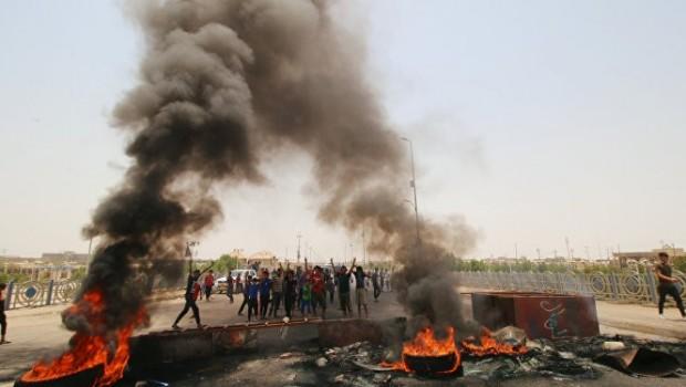 BM uyardı: Irak diken üstünde