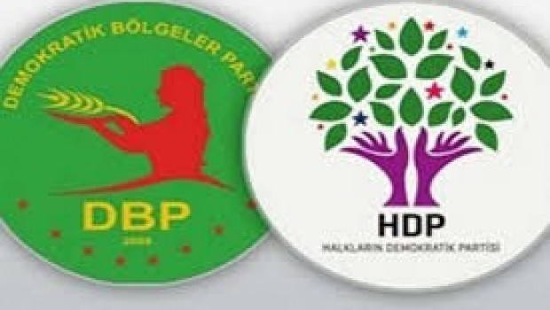 DBP'li ve HDP'li yöneticilere hapis cezası