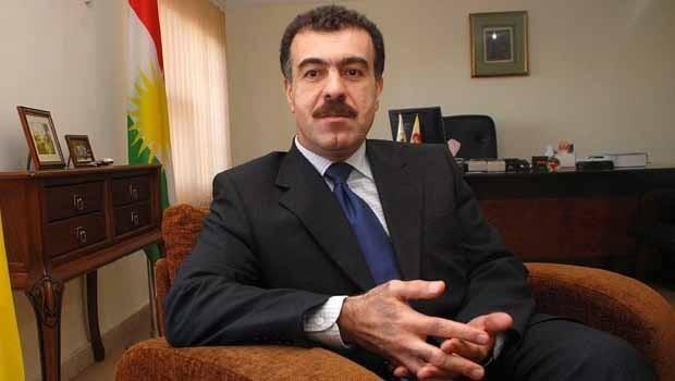 Dizayi'den PKK açıklaması