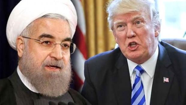 İran: Ruhani, Trump'ı 8 kez reddetti