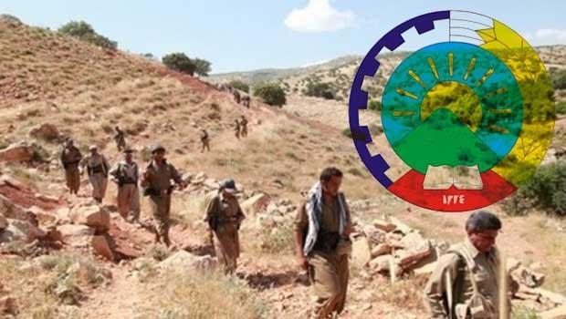 PDK-İ: İran bombardımanında iki Peşmerge şehit düştü