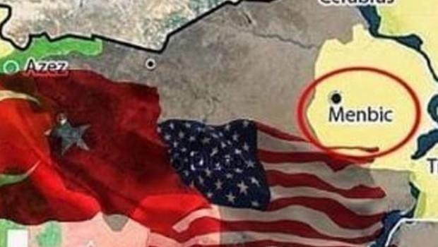 YPG Çekildi mi... ABD ve Türkiye'nin Menbic çelişkisi!