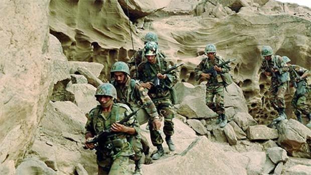 Merivan'da çatışma... 11 İran pasdarı öldürüldü!
