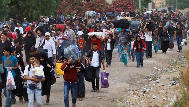 Rusya açıkladı: 1.7 milyon Suriyeli dönebilir