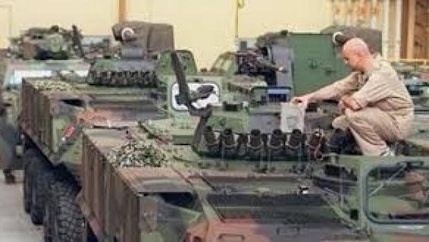Almanya Türkiye ve Suudi Arabistan'a silah ihracatını neredeyse durdurdu'