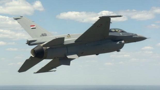 Irak'tan PKK mevzilerine bombardıman!