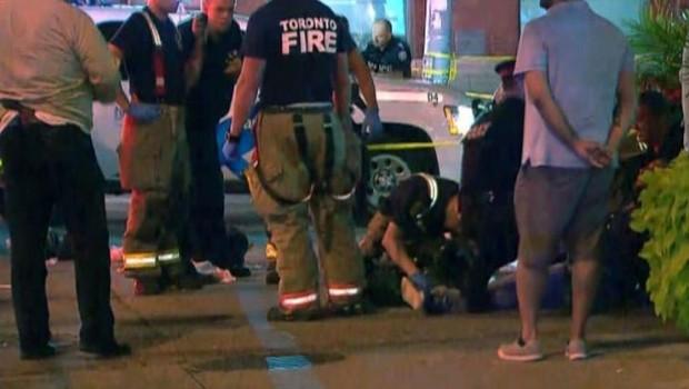 Kanada'da silahlı saldırı: Ölü ve yaralı var