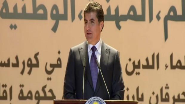 Başbakan Barzani'den Ahmede Xane vurgusu