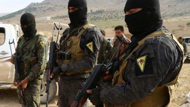 YPG'nin elindeki Esir IŞİD'liler İngiltere'de tartışma  yarattı