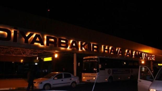 Diyarbakır'dan Erbil'e uçuş talebi
