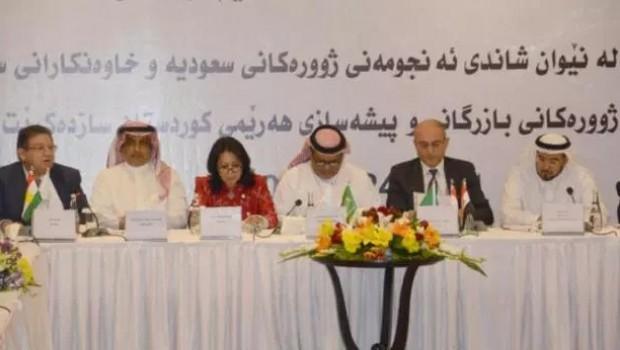 Kürdistan ve Arabistan'dan ortak komite