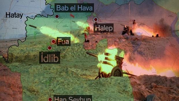 Suriye'den İdlib'de savaş hazırlığı.. SDG'den destek, TSK'den hamle!
