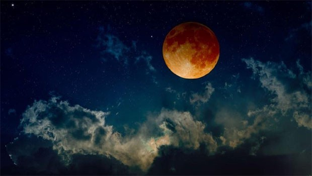 21. yüzyılın en uzun 'Kanlı Ay' tutulması.. Kürdistan'dan izlenebilecek mi?