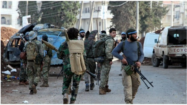Efrin'de ÖSO şiddeti devam ediyor... Tam 17 Kürt!