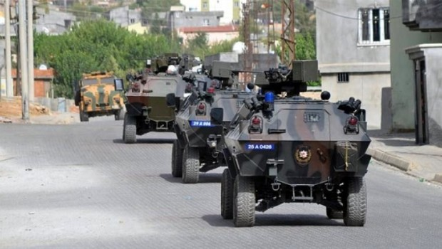 Bitlis sokağa çıkma yasağı ilan edildi
