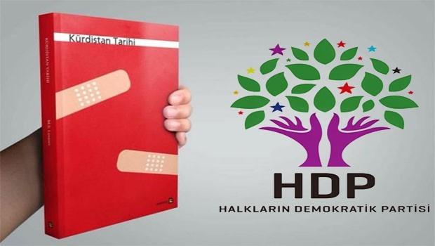 HDP'li vekilden 'Kürdistan Tarihi' önergesi