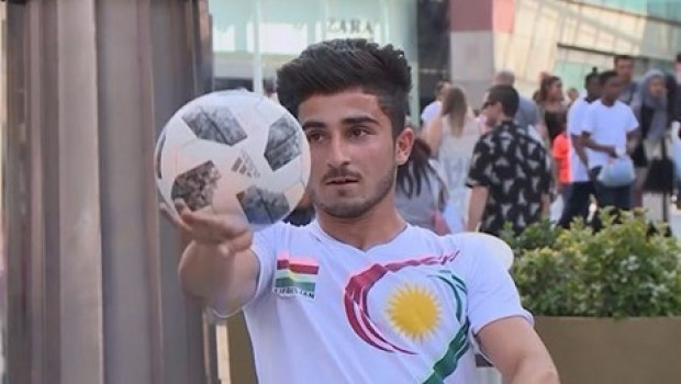 Kürt genci Guinness Rekorlar Kitabında