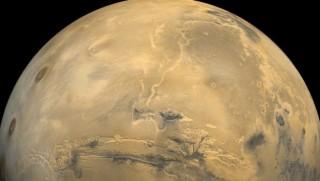 Mars 2003'ten bu yana Dünya'ya hiç bu kadar yaklaşmamıştı