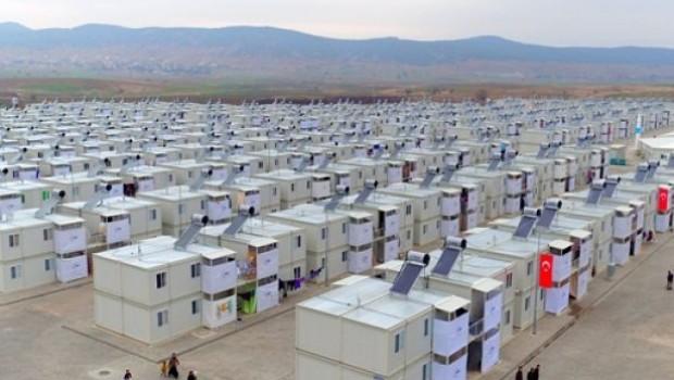 5 kamp kapatılıyor... Suriyeliler sınıra taşınacak