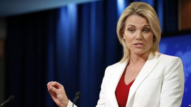 ABD: Türkiye ile Brunson görüşmeleri sürüyor