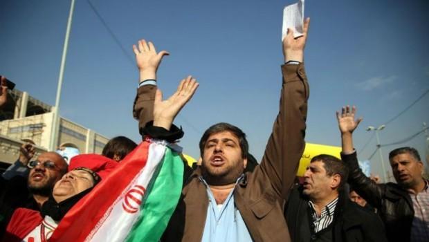 İran'da protestolar hız kesmiyor!