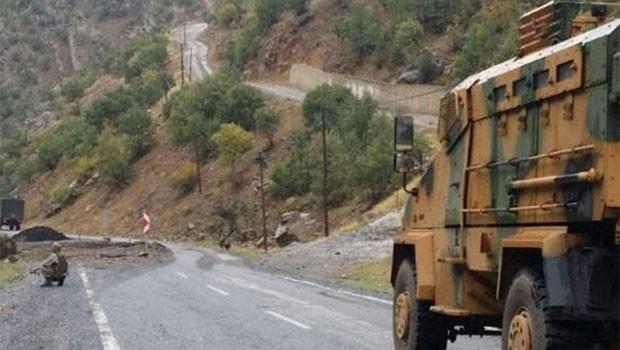Şırnak'ta çatışma: 3 korucu ve 4 asker yaralandı
