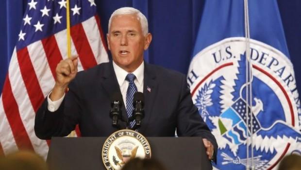 ABD Başkan Yardımcısı Pence: Yaptırımlar sürecek