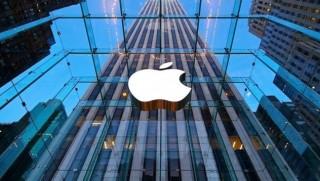 Apple dünya tarihinde bir ilke imza attı
