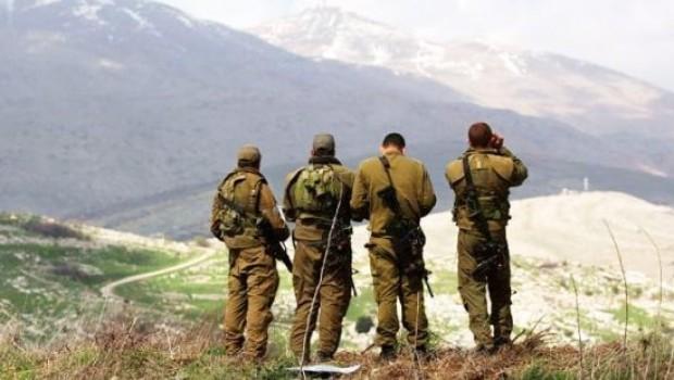 İran güçleri, Golan Tepeleri'nin çekildi