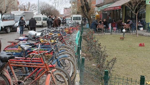 Kürdistan'ın Amsterdam'ı... Tam 100 bin bisiklet