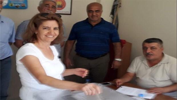 Hak-Par Diyarbakır il başkanlığında bir ilk