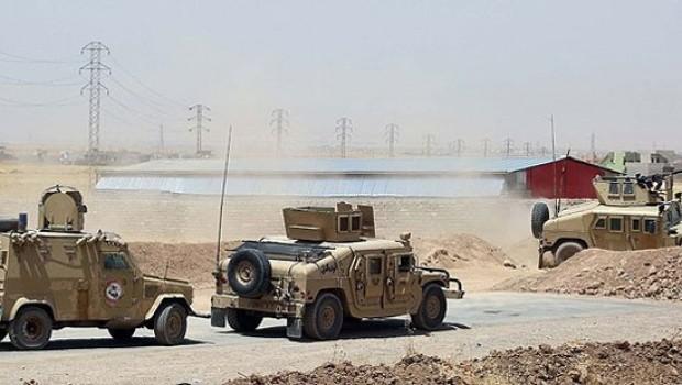 IŞİD saldırdı... Mahmur'da şiddetli çatışma!