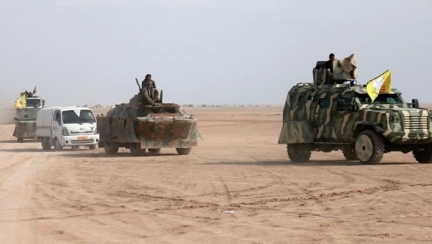 NYT'den Kürtler analizi...  Türkiye Rojava'yı tehdit olarak görüyor mu?