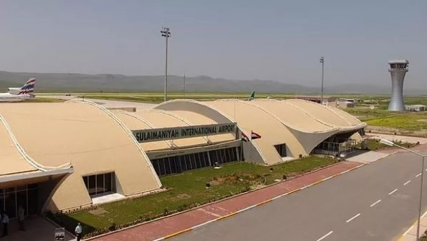 Süleymaniye havalimanı için girişim