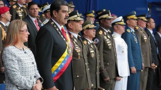 Venezüella Devlet Başkanı Maduro'ya suikast girişimi
