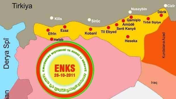ENKS'den Ortadoğu adımı... BAE ile Kürt haklarını görüşülecek!