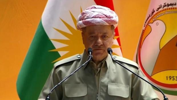 Başkan Barzani: Bağımsızlık, Demirci Kawa'dan beri uğruna savaştığımız doğal bir haktır