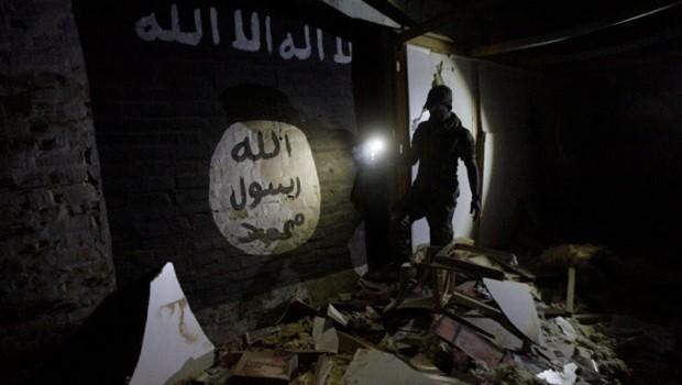 IŞİD bir bölgede daha ortaya çıktı!