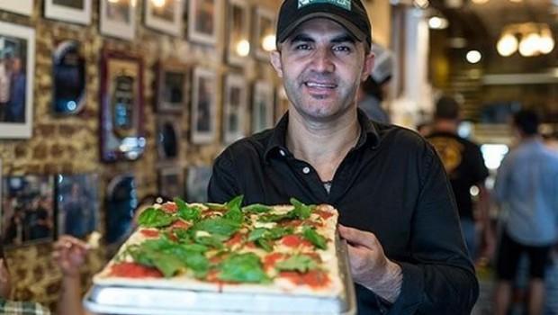Kürt pizzacıya ABD'den 4 ödül