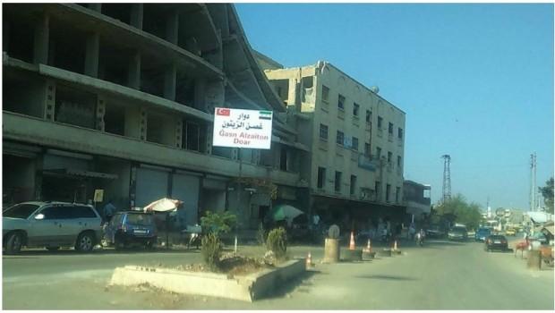 Efrin'de isimler de değiştiriliyor!