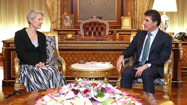 Almanya: Kürdistan'a yardımlarımız devam edecek!