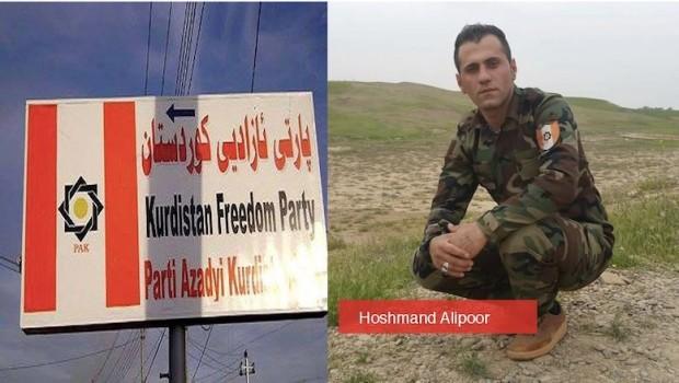 İran 2 Peşmergeyi tutukladı