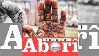 Kürtçe ekonomi dergisi 'Abori' yeniden yayında