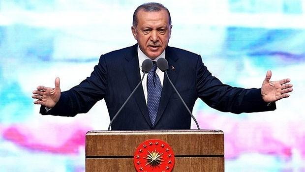 Erdoğan: Onların doları varsa bizim Allah'ımız var