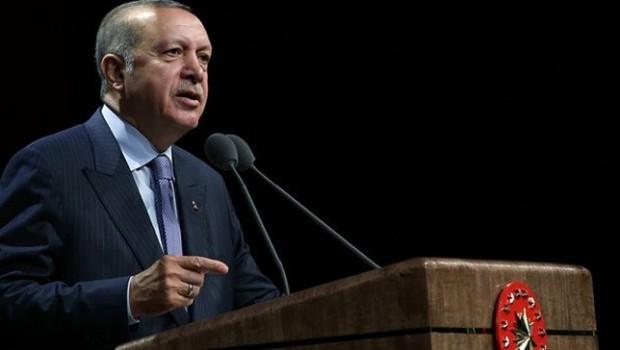 Erdoğan: Türkiye'ye karşı tek taraflı adımlar ABD'ye zarar verir