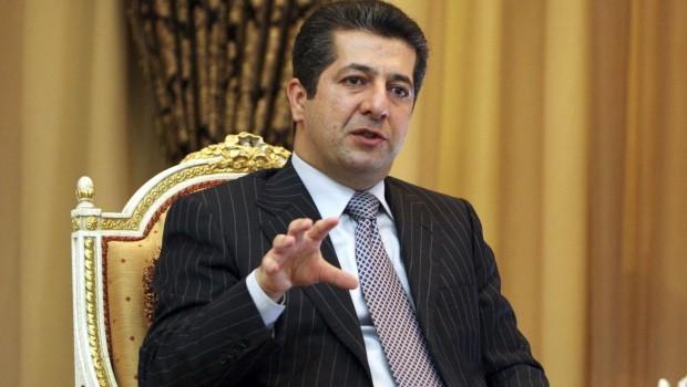 Mesrur Barzani'den Kutlama: Çok önemli şeyler başardınız