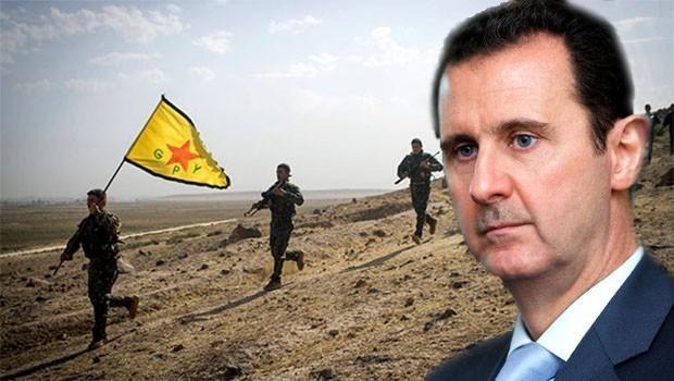 YNK: Kürtleri Şama ABD yakınlaştırdı