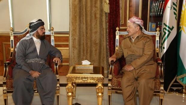 Başkan Barzani: Kürdistan'a dayatmaları reddediyoruz!