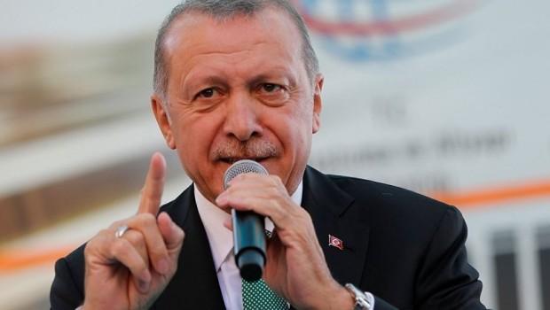Erdoğan'dan ABD'ye meydan okuma