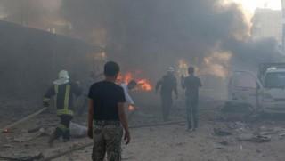İdlib'de patlama: 32 ölü